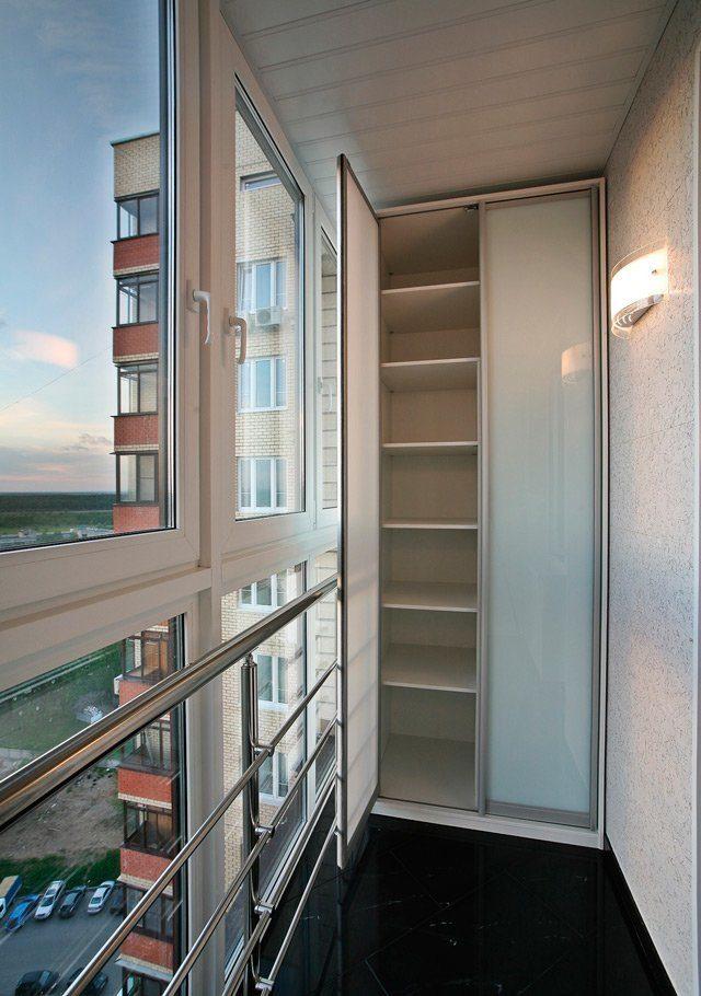 Шкаф для балкона